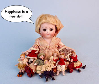 Austin Doll Collectors Society Annual Doll Show & Sale
