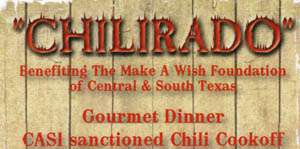Chilirado Chili Cookoff and Weekend Event
