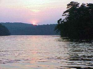 Bankhead Lake, Alabama