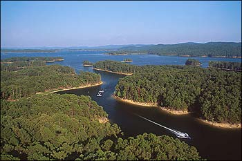 Lake Ouachita, Arkansas