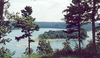 Beaver Lake, Arkansas