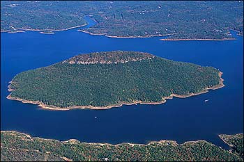 Greers Ferry Lake, Arkansas