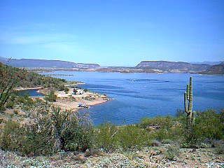 Camping Lake Pleasant Az http://www.lasr.net/travel/lake.php?AZ+lake-pleasant&Lake_ID=AZ06lk001
