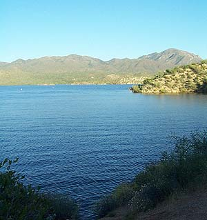 Bartlett Lake, Arizona