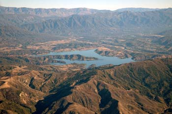 Lake Casitas, California