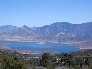 Lake Isabella, California