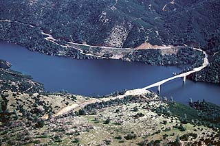 New Melones Lake, California