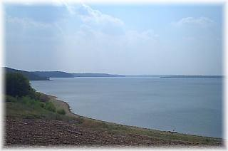 Clinton Lake, Kansas