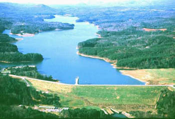 North Carolina Lakes And Reservoirs Lasr Net