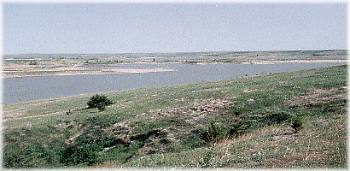 Davis Creek Reservoir, Nebraska