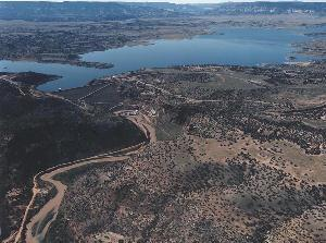 Lake Abiquiu, New Mexico