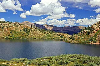 Ute Lake, New Mexico