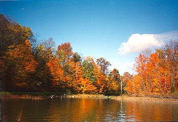 Alum Creek Lake, Ohio