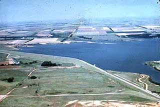 Fort Cobb Lake, Oklahoma