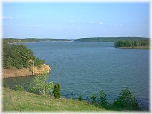 Skiatook Lake, Oklahoma
