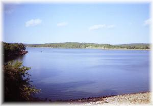 McGee Creek Lake