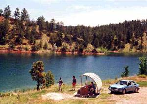 Cold Brook Lake, South Dakota