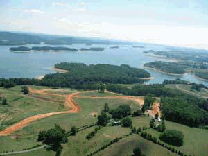 Cherokee Lake, Tennessee