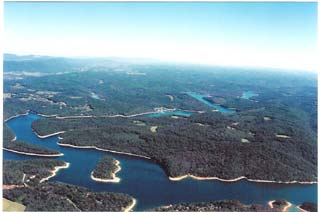 Norris Lake Anderson County