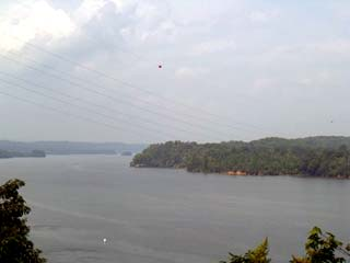Watts Bar Lake, Tennessee