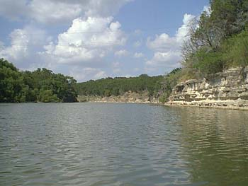 Stillhouse Hollow Lake, Texas