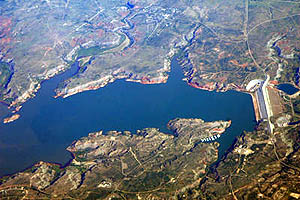 Lake Meredith, Texas