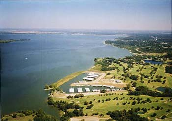 Waco Lake, Texas