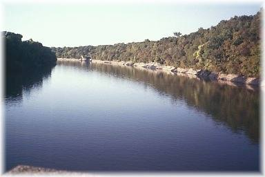 Twin Bridges State Park, Oklahoma
