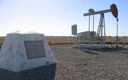 Stapleton #1 Historic Well Site