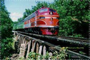 The Midland Historic Railroad
