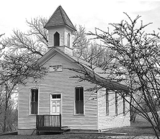 Wellman Schoolhouse