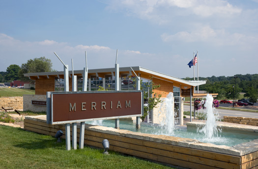 Merriam Historic Plaza