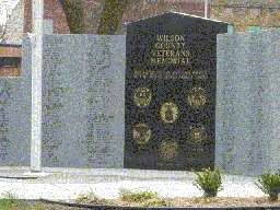 Wilson County Veterans Memorial