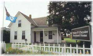 Walter P. Chrysler Boyhood Home and Museum