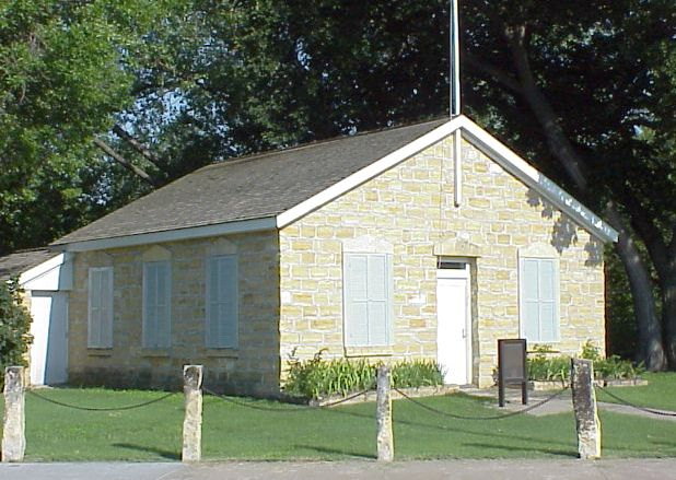 Plymouth Stone Schoolhouse