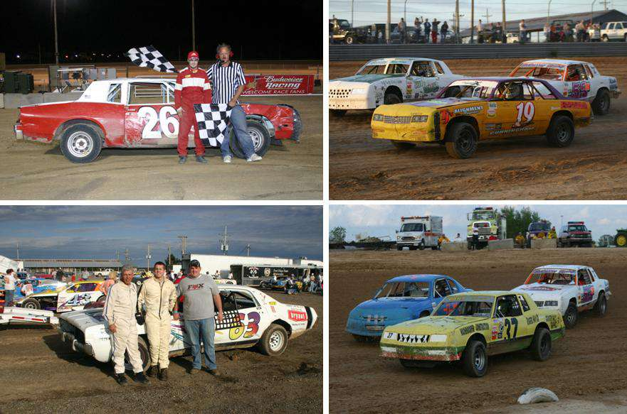 Rolling Plains Motor Speedway - RPM'S