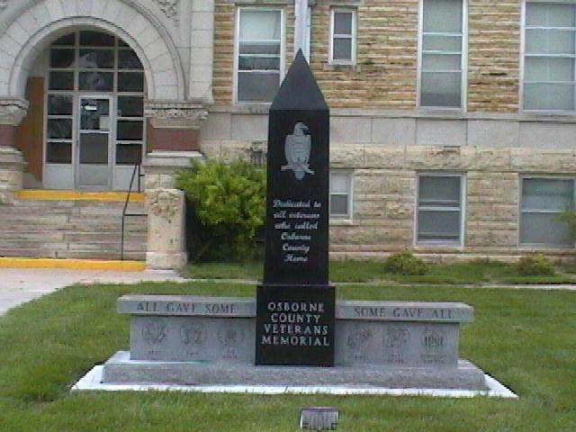 Osborne County Veterans Memorial