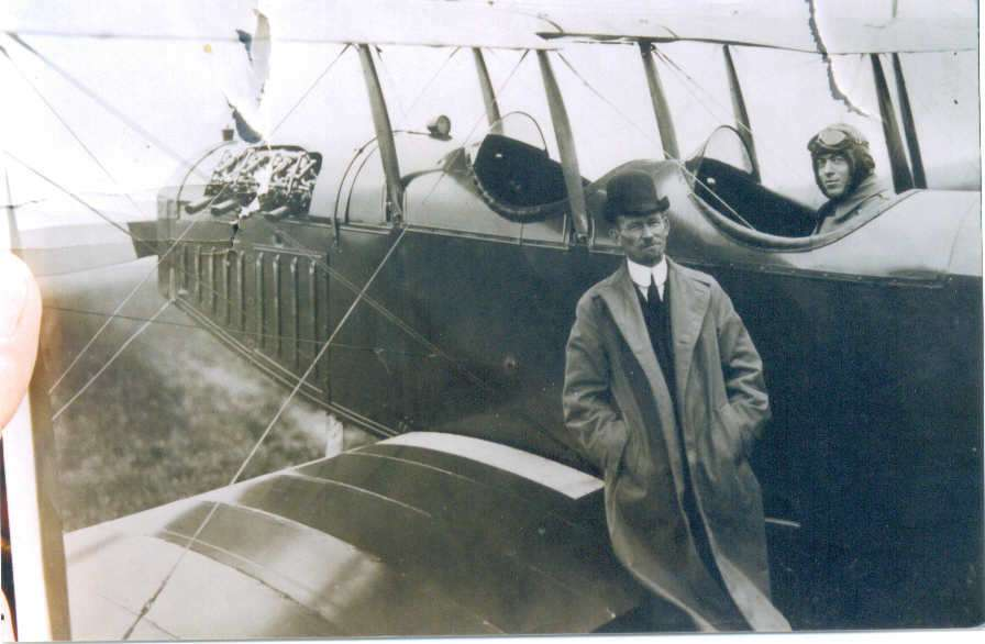 World's First Flying Doctor