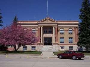 Garden County Courthouse