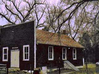 Historic Rackett Grange Hall