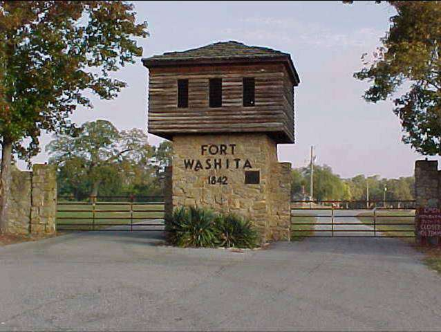 Fort Washita Historic Site