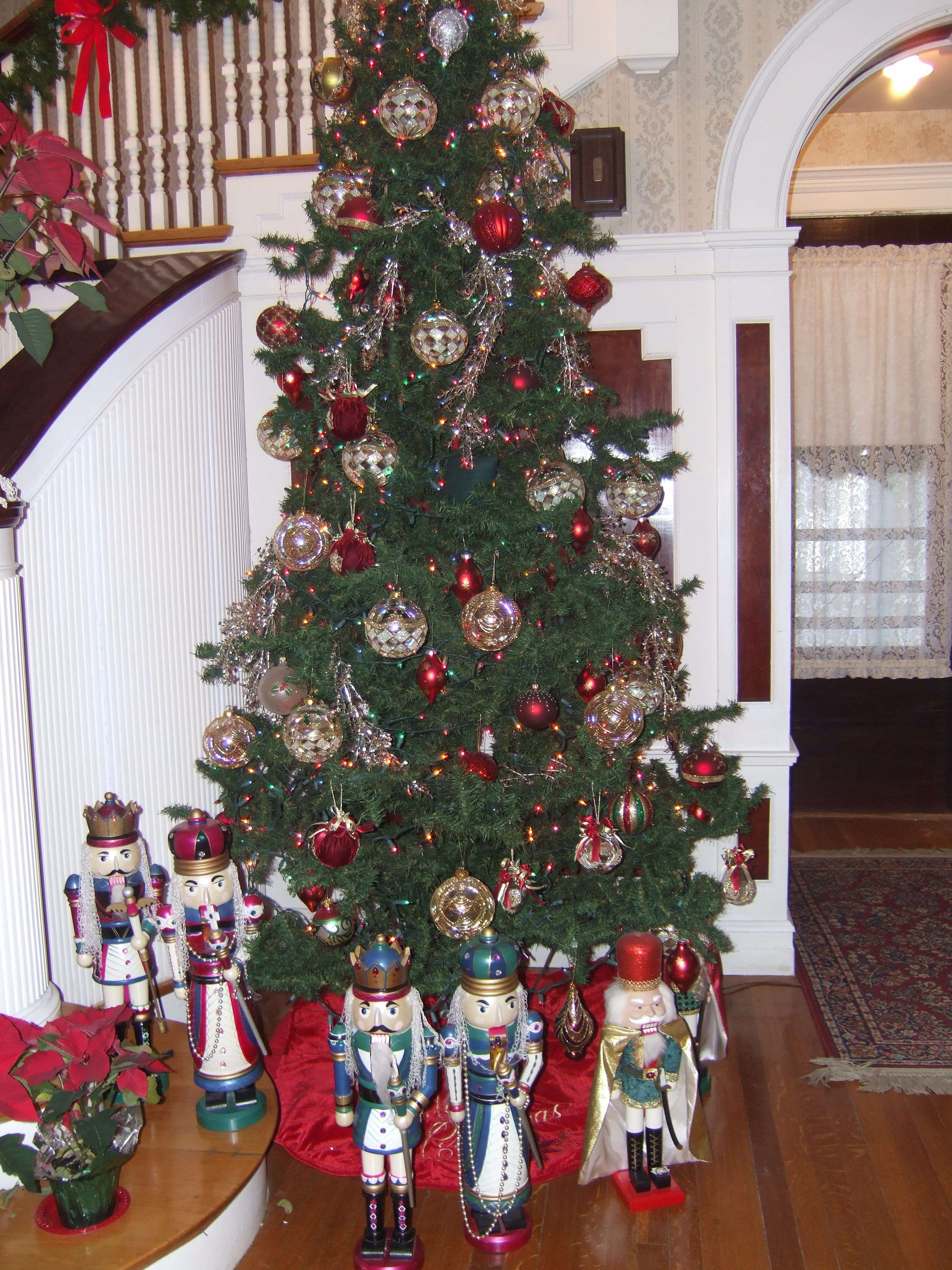Seelye Mansion Christmas Tours - 2016
