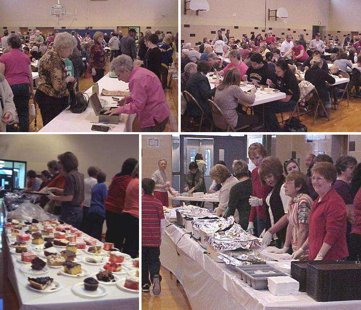 St. Francis of Assisi Annual Parish Supper