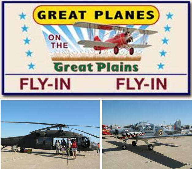 Great Planes on the Great Plains Hays Fly-In