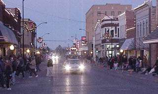 Downtown Hays Holiday Open House Weekend