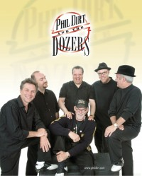 Phil Dirt & The Dozers Annual Christmas Concert