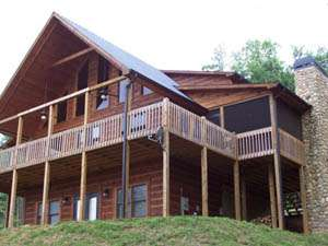Luxury Cabin Blue Ridge - Bears Den Luxury Cabin Retreat