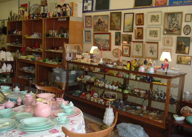 Main Street Mercantile Antiques