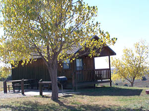 Cedar Ridge Cabins at Wilson Lake