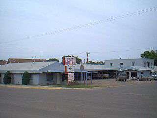 Beaver Motel Beaver Oklahoma